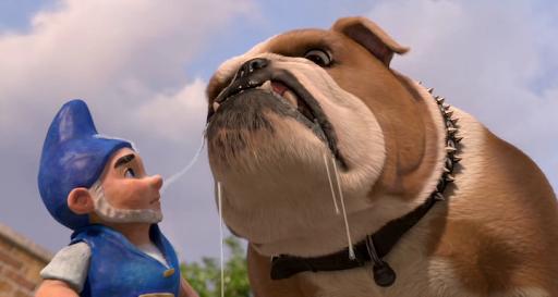 Gnomeo and Juliet [2011][Animacion] DVDRip Audio Latino - FAZNET GOME3