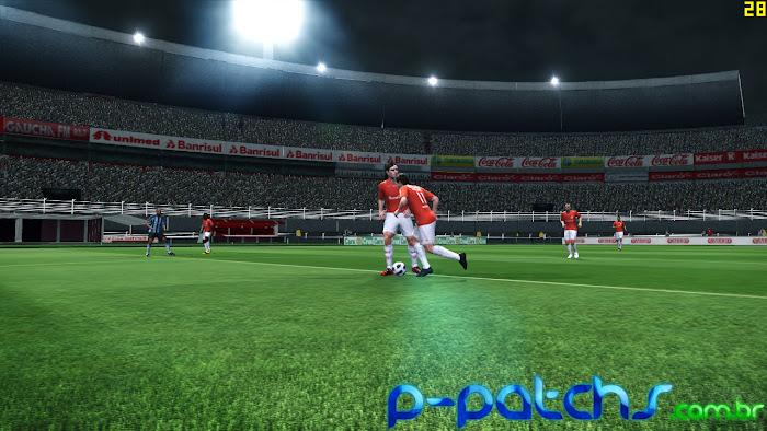 Estadio Vila Belmiro By Gide - Pack de Estadio P-Patch's HQ 2.0