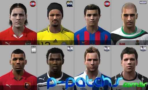 Seleção Brasileira Kit Preto 11-12 download P-Patchs