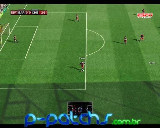 Scoreboard ESPN HD download P-Patchs