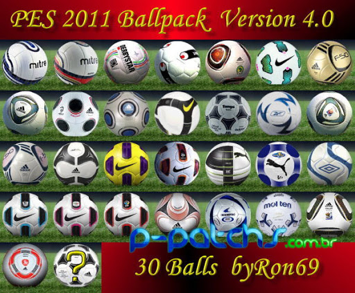 Facepack Internacional para PES 2011 PES 2011 download P-Patchs