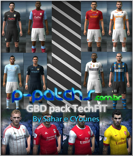 Nike Mercurial Superfly III para PES 2011 PES 2011 download P-Patchs