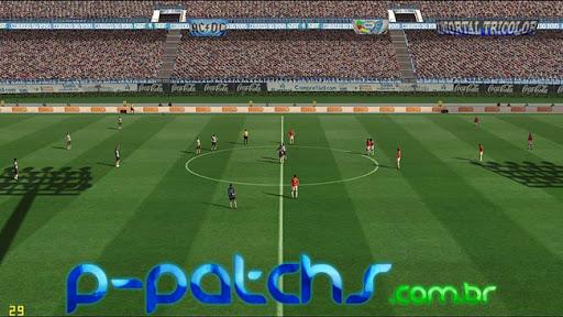 Estádio Olímpico By Gide - Pack de Estadio P-Patch's HQ 2.0