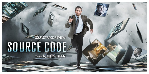 Source Code (Soundtrack) by Chris Bacon