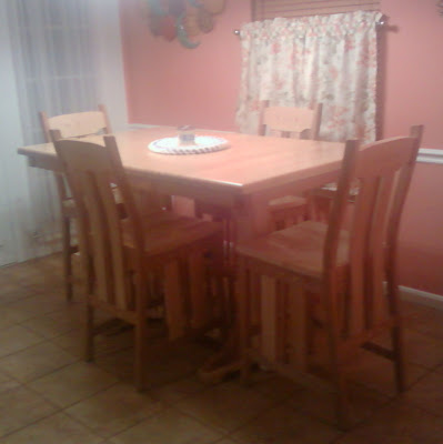 Maryland table set