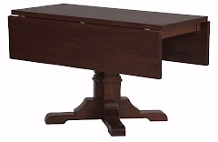 parma drop leaf table