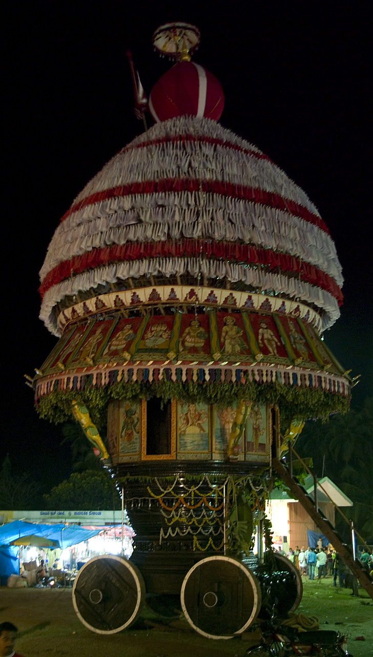 Sri Durga Parameshwari Temple, Bappanadu