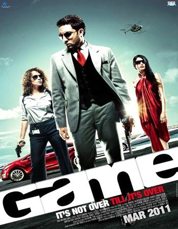 إنفراد تام : النُسخه الـDVDRip لفيلم الأكشن والإثاره الهندى Game 2011 مُترجم على أكثر من سيرفر Abhishek-Bachchan-Game-2011-Hindi-movie-songs-download