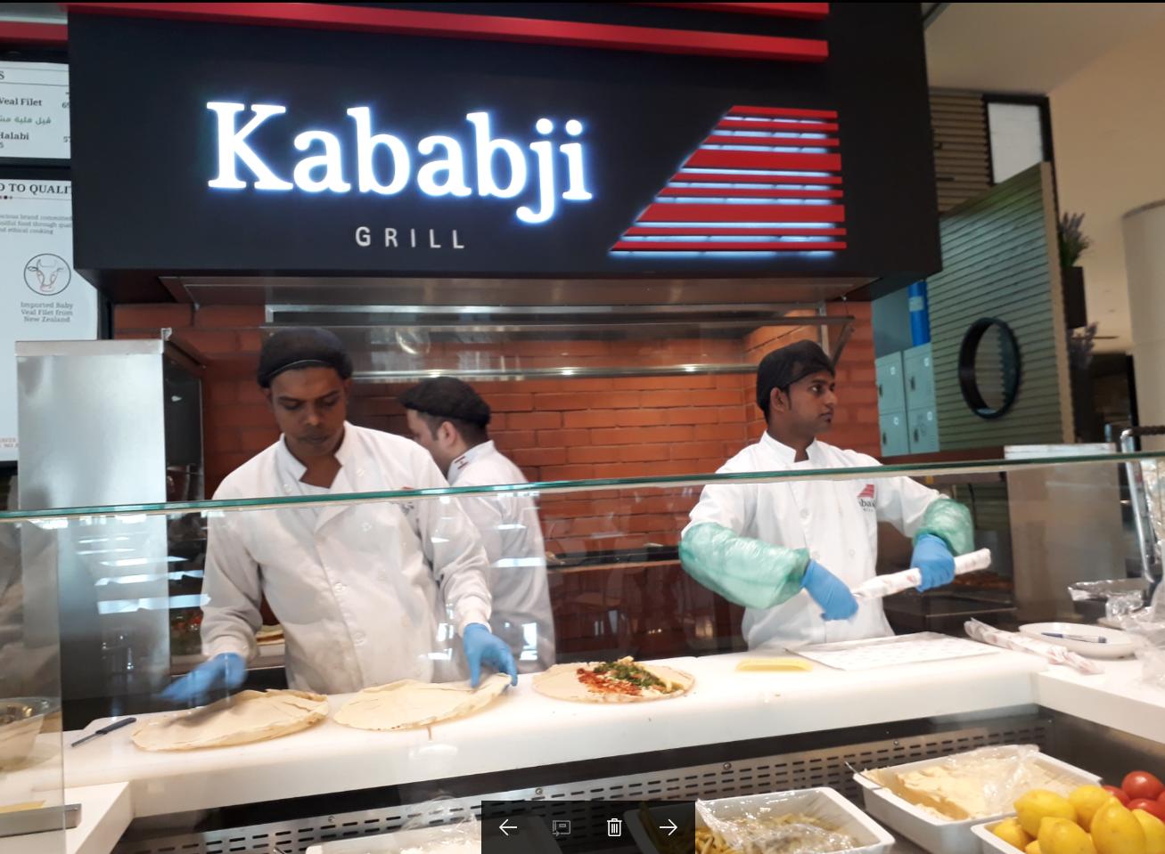 Nhà hàng UAE