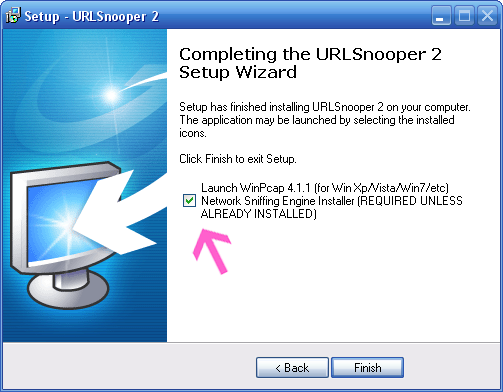 Install And Configure URL Snooper 2 | TECHNOLUX