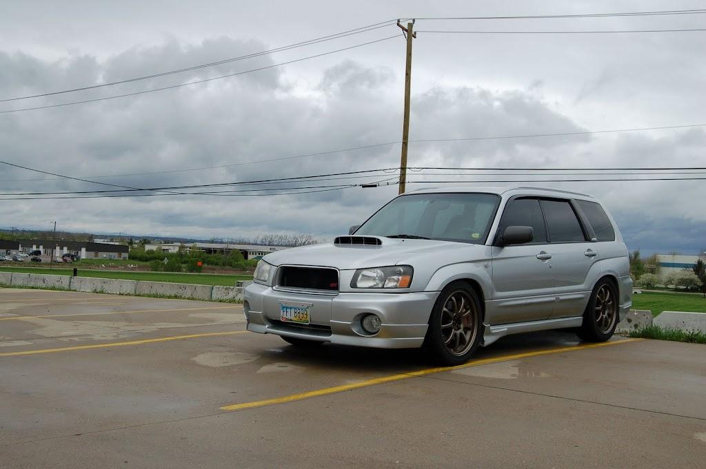 Joe s slammed FXTI Subaru Forester Owners Forum