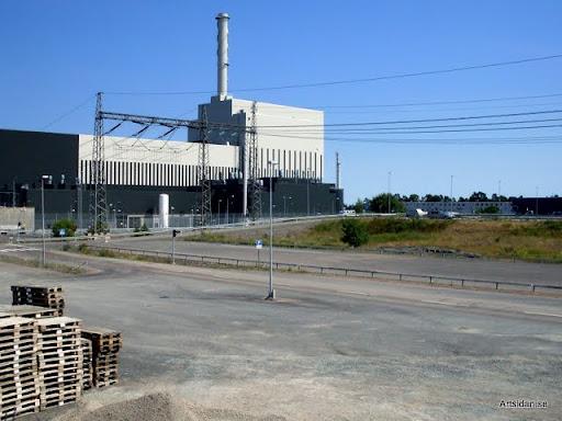 Kärnkraftverket i Oskarshamn