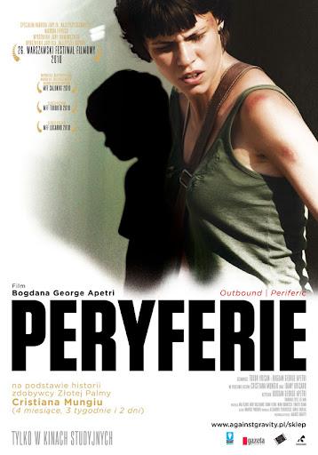 Polski plakat filmu 'Peryferie'