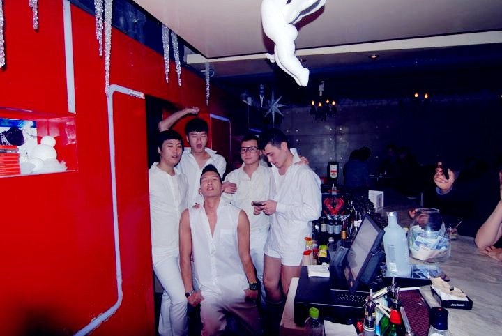 Gay clubs itaewon korea
