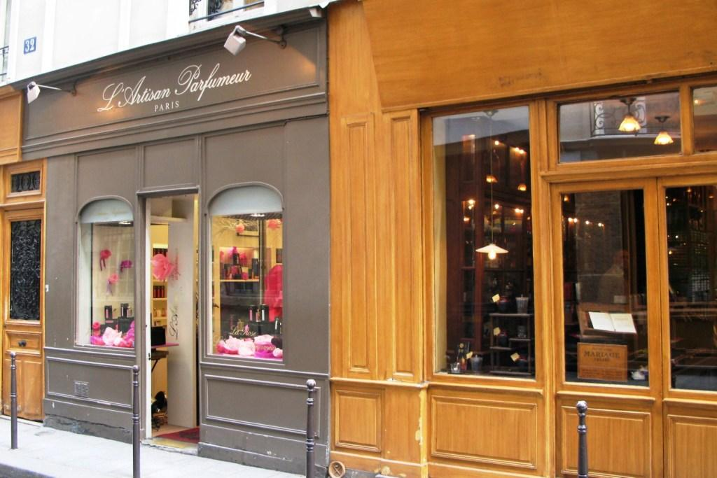 Shopping for Perfume in Paris: Part One