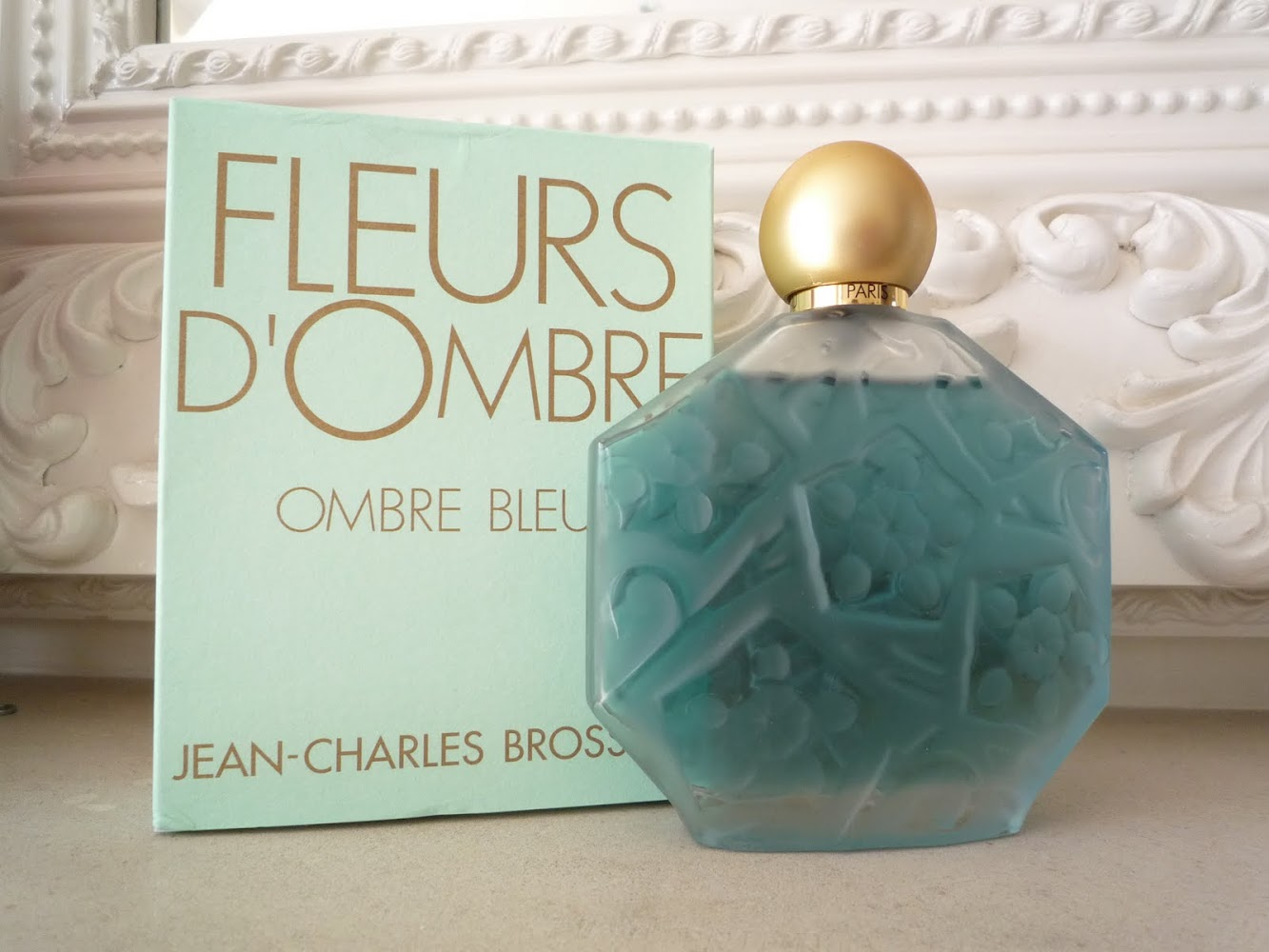 New Fragrance [Fleurs d'Ombre Ombre Bleue by Jean-Charles Brosseau]