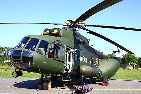 Mil Mi-17AE Hip.