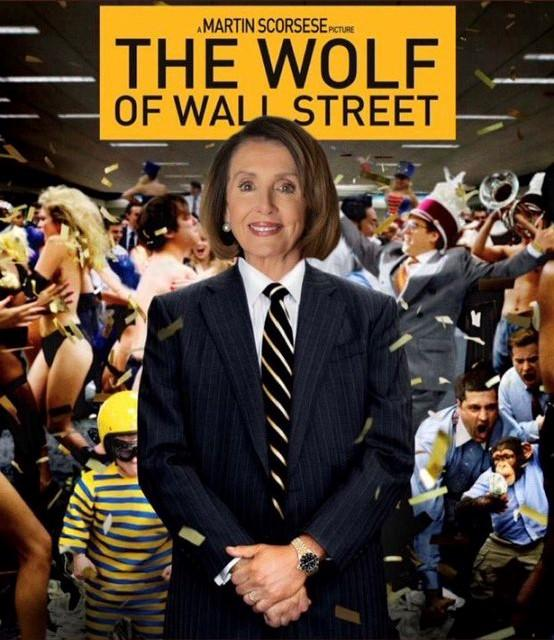 Why House Speaker Nancy Pelosi is the real