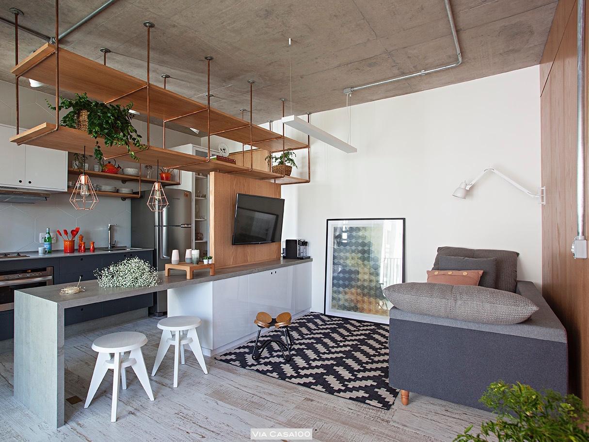 decoração de interiores para ampliar espaços