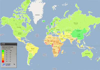 iq world map small Peta peta terlarang...