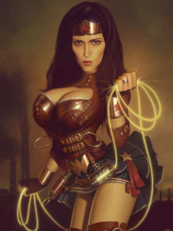 Wonder Woman for Adults