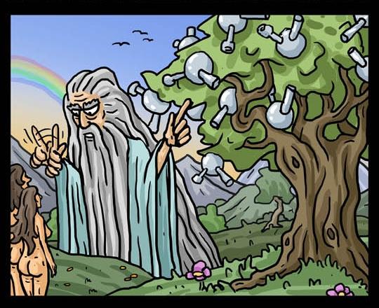 Genesis: Versão Weed