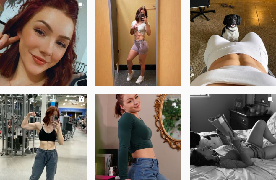 Kryss DeSandre | Fitness Trainer | Instagram Influencer based in the US