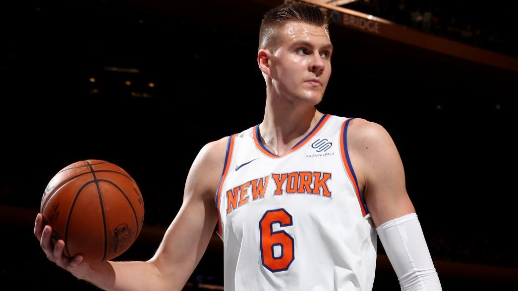 Image result for kristaps porzingis