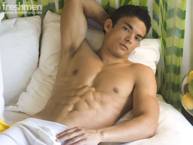 Picture About Male Model Andy Honda
