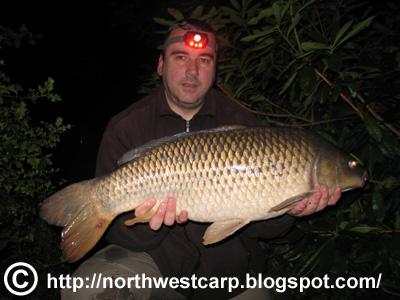 common carp fishing. North West Common Carp
