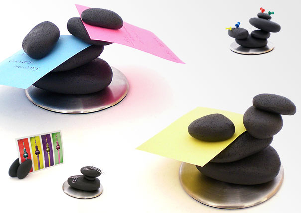 weird office supplies. Modren Supplies A Bunch Of Pebbles On Your Desk Can Transform To Something Meaningfulu2026as  Meaningful As The Stone Landmarks Used For Navigation By Inuits Throughout Weird Office Supplies I