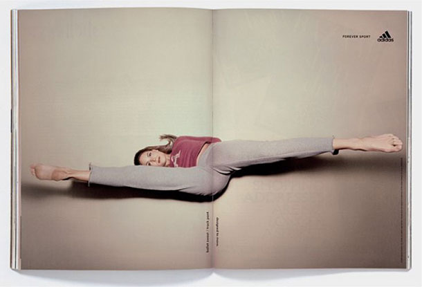 20 Creative Yoga And Fitness Advertisements Demilked
