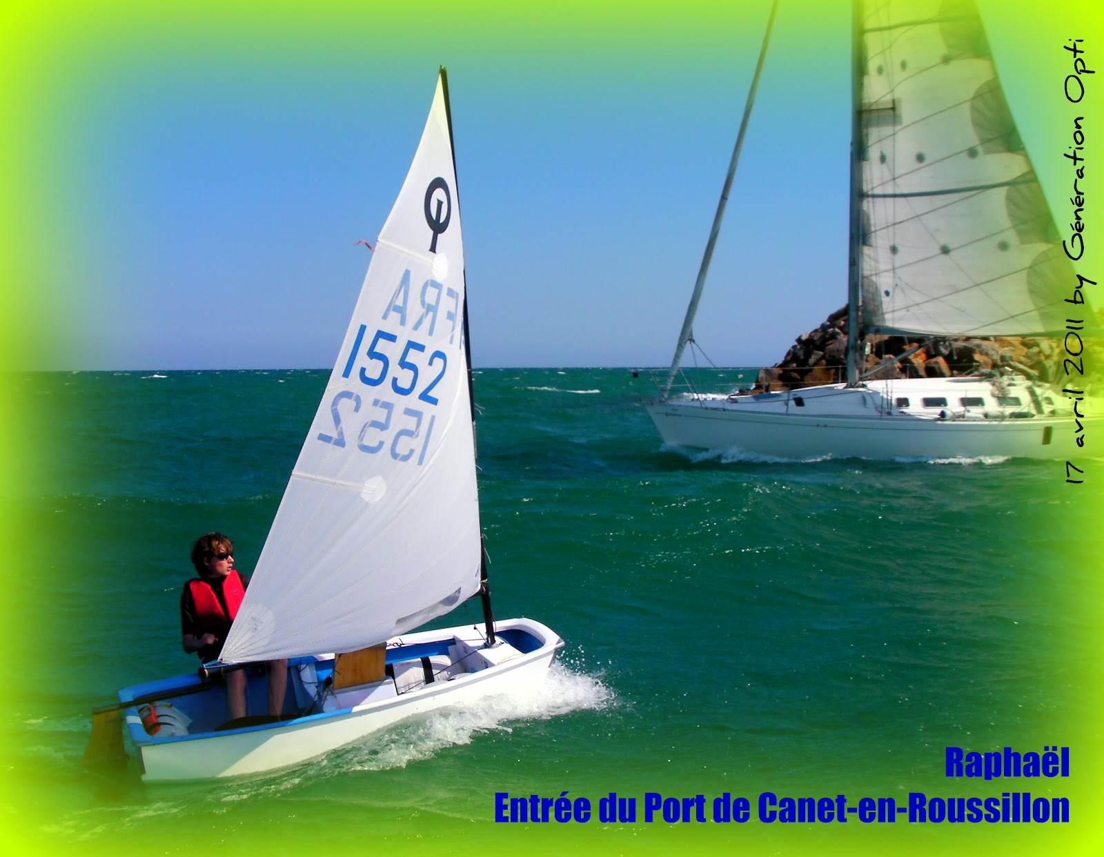 stage voile canet 66