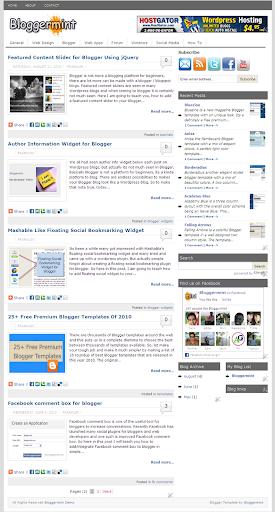BloggerMint