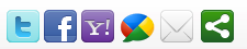 ShareThis sosyal paylaşım butonları