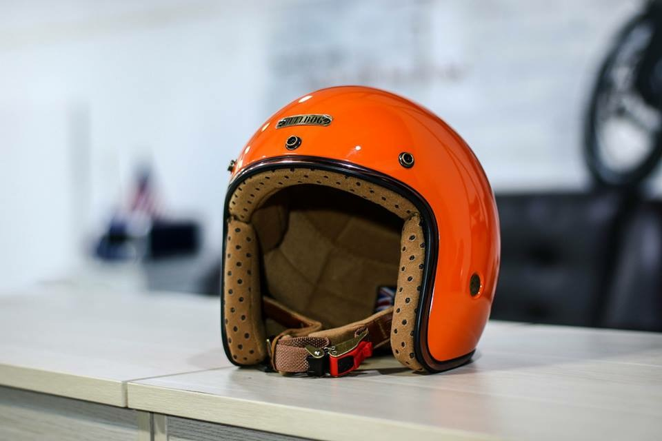 Mũ bảo hiểm Bulldog và xu hướng của giới trẻ ngày nay