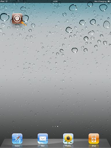เทคนิคการ Jailbreak iPad iOS version 4.2.1 ด้วย greenpois0n Ipad026