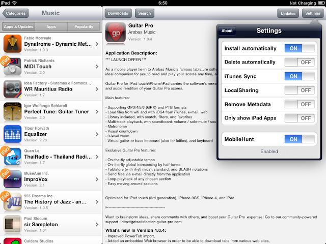 เทคนิคการ Jailbreak iPad iOS version 4.2.1 ด้วย greenpois0n Ipad057