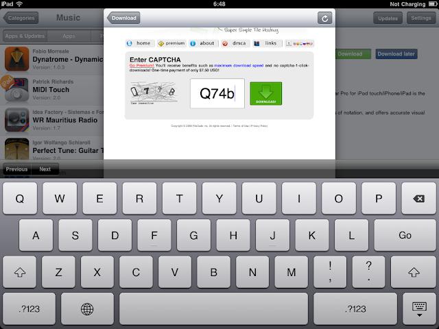 เทคนิคการ Jailbreak iPad iOS version 4.2.1 ด้วย greenpois0n Ipad053