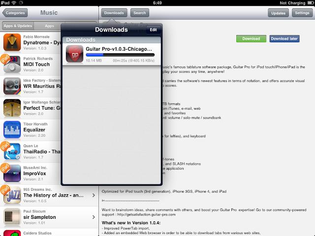 เทคนิคการ Jailbreak iPad iOS version 4.2.1 ด้วย greenpois0n Ipad055