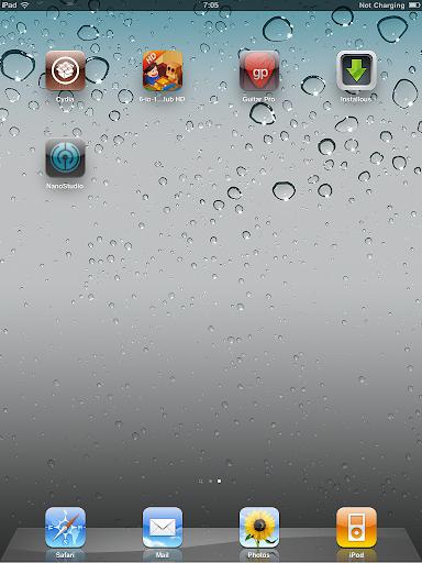 เทคนิคการ Jailbreak iPad iOS version 4.2.1 ด้วย greenpois0n Ipd065