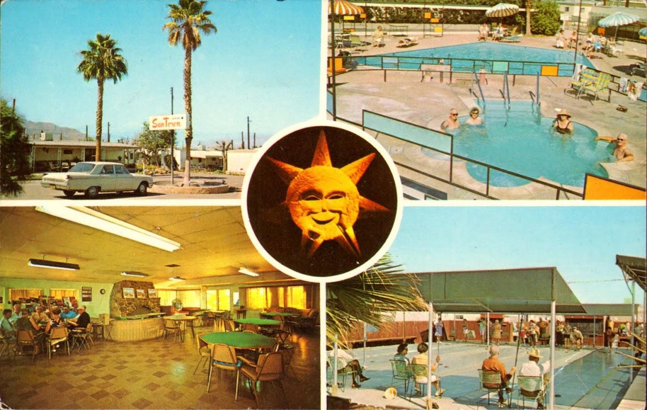 Sun Town Trailer Park