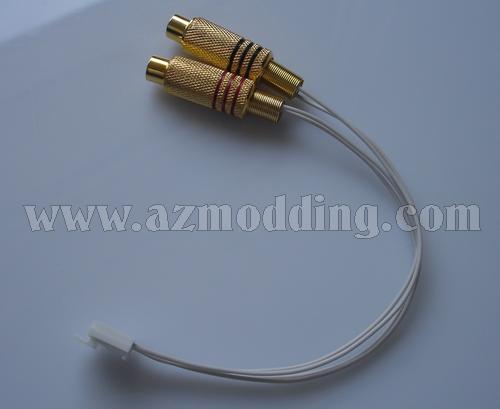 [NeoGeo MVS] Modification stéréo pour slot MV-1B  Mvs_stereo_cable_or