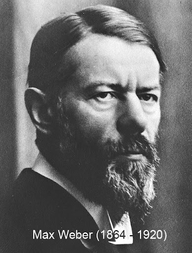 bureaucratic theory of management by max weber