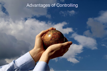 Advantages of Controlling