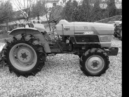 Kubota L245 Tractor Parts : Kubota l dt tractor part list parts manuals ebay