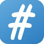 twitter #hashtag