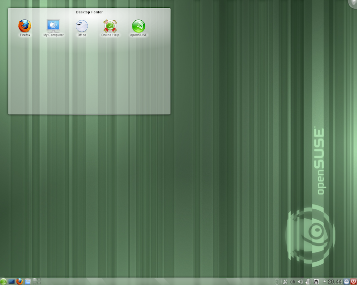 openSuSE 11.4