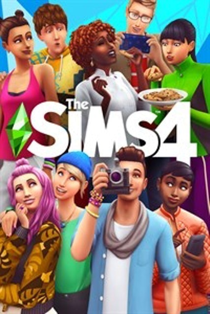 1. The Sims 4