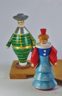 Tartaglia und Colombina